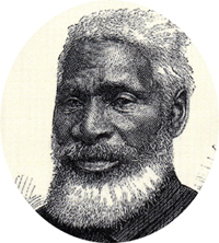 Josiah Henson, escaped slave.