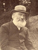 Sam Longfellow as an old man, c. 1890