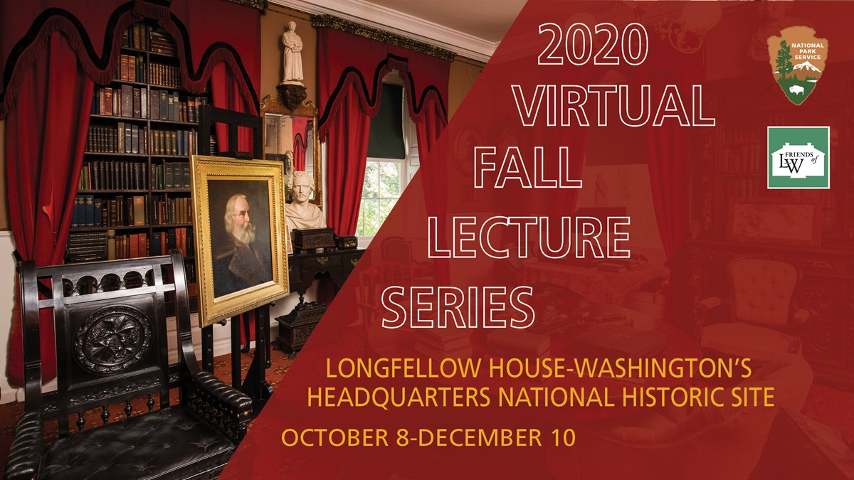 2020 Virtual Fall Lecture Series, October 8-December 10