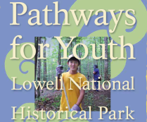 Cover of the Pathways PDF showing a youth working with a shovel.