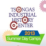 Tsongas Industiral History Center's Summer Day Camp