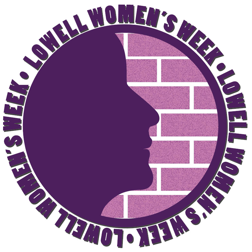 Lowell Women's Week logo