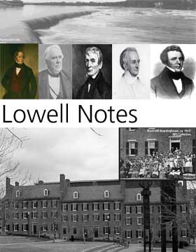 Lowell Notes