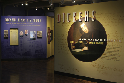 Charles Dickens and Massachusetts: A Tale of Power and Transformation