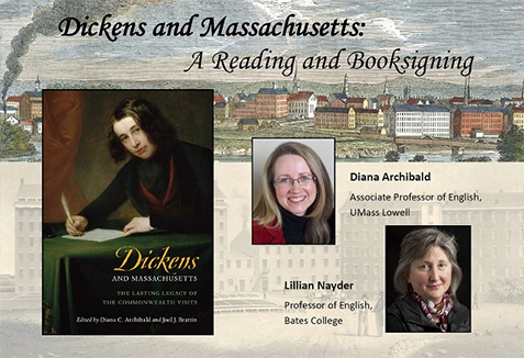 Dickens in Massachusetts