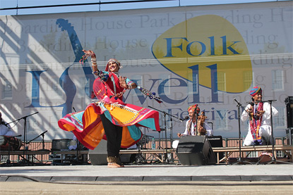 2012 Lowell Folk Festival July 27-29.
