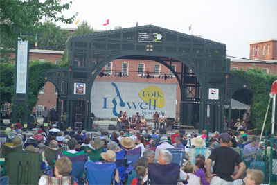 Puerto Plata at the 22nd Lowell Folk Festival