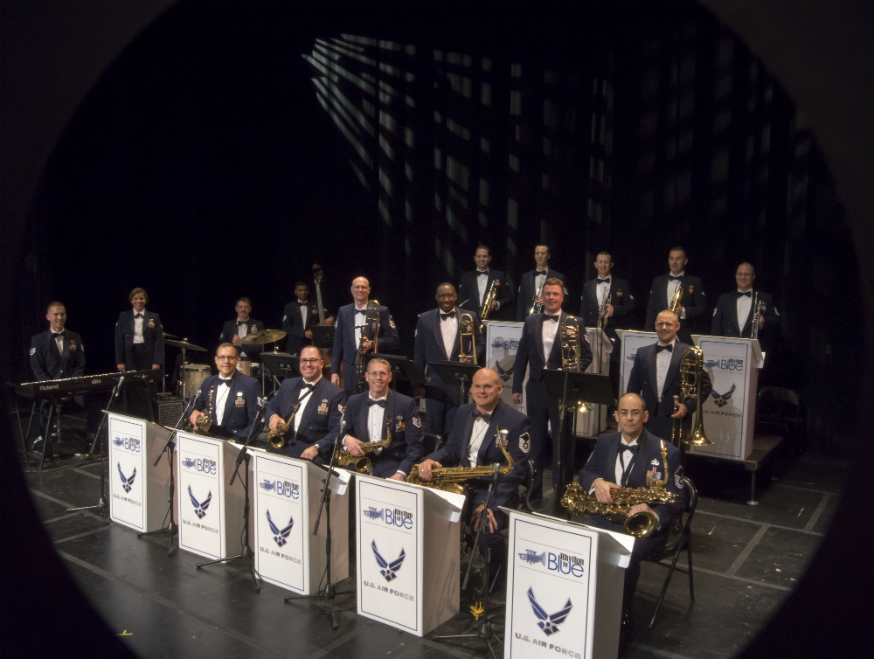 USAF Heritage of America Band - Rhythm in Blue