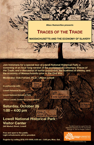 Traces of the Trade poster