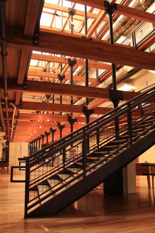 Appleton Mills Atrium