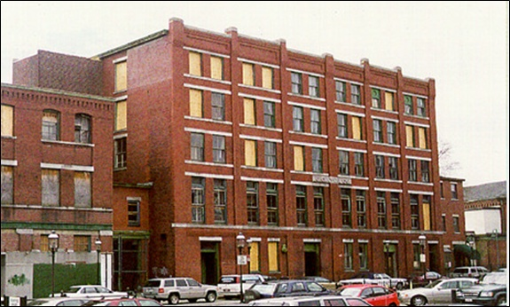 Ayer Lofts Before Renovation