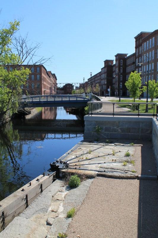 Hamilton Canal Bridge