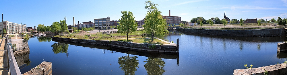 Hamilton Canal Redevelopment District