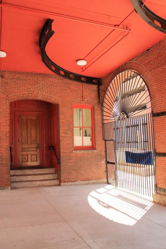 Hamilton Gate
