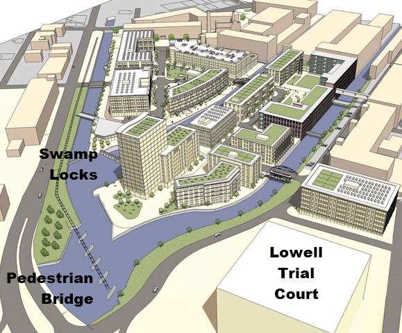 Hamilton Redevelopment District