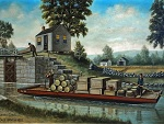 Middlesex Canal Museum: Image from Middlesex Canal Association Collection