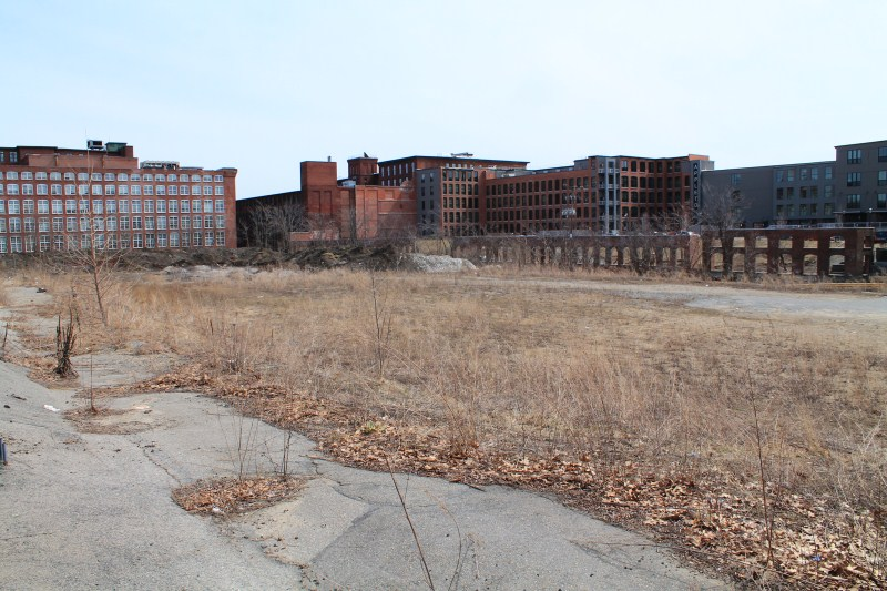 Former Site - Lowell Machine Shop