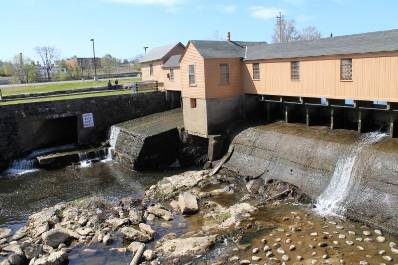 Swamp Locks Gatehouse