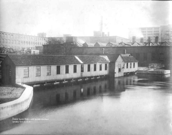 Swamp Locks 1918