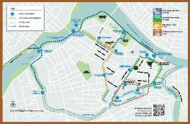 Lowell Waterways Map