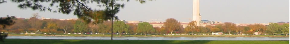 View from LBJ Grove.
