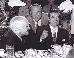1959 BBQ with Truman & Mateos