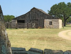The James Polk Johnson Barn