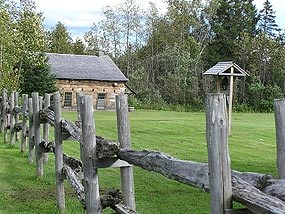 Acadian village maine acadian culture u s national for Valley motors fort kent