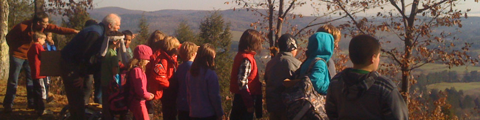 Fall Education Program at South Peak