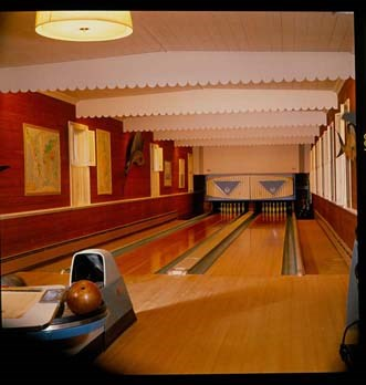 Belvedere Bowling Alley