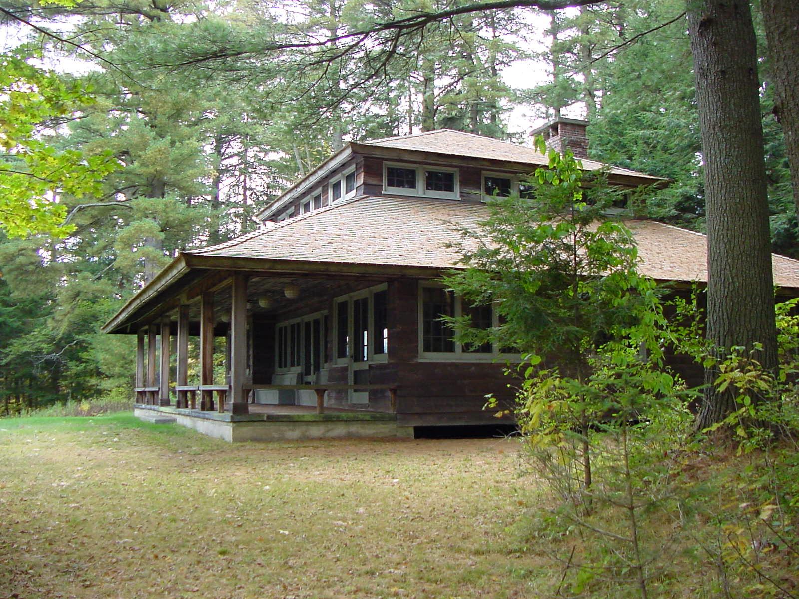 bungalow marsh billings rockefeller national historical park