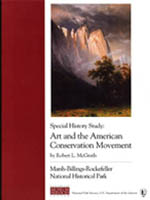 Art and the American Conservation Movement by Robert L. McGrath book cover