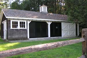 Horse Shed Studio