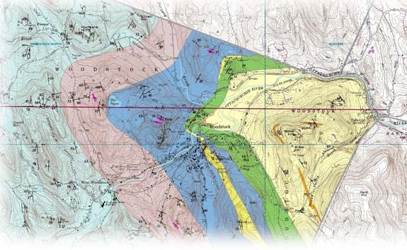 Geologic map of Park