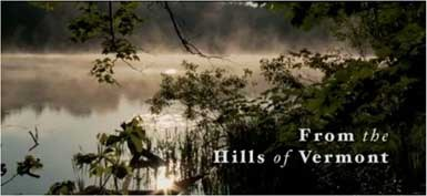 From the Hills of Vermont film by Michael Sacca