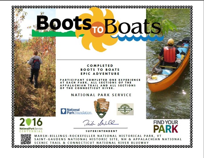 Boots to Boats Epic Certificate