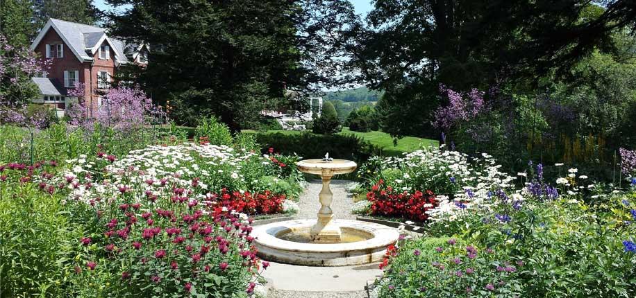 Mansion Amp Gardens Marsh Billings Rockefeller