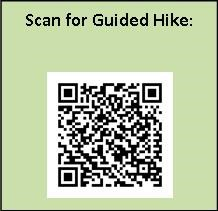 QR Code for Guided Hikes