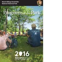 Programs at the Park 2016