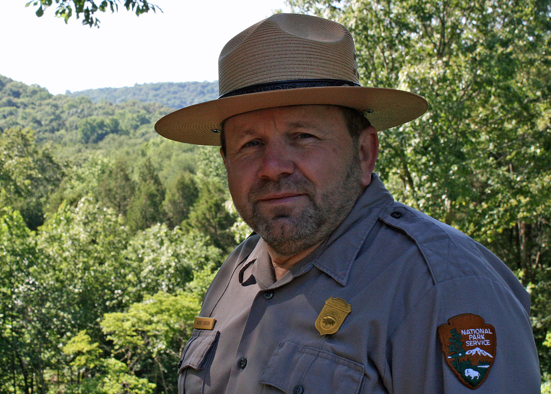 Bobby Carson, Mammoth Cave National Park Chief of Science and Resource Management