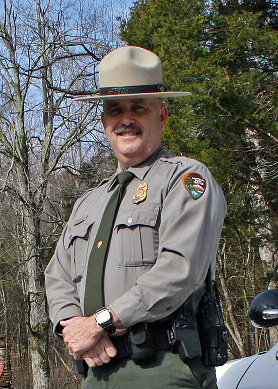 Chief Ranger Brad McDougal