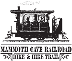 Mammoth Cave Railroad Bike and Hike Trail logo
