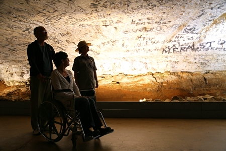 Mammoth Cave Accessibility Tour