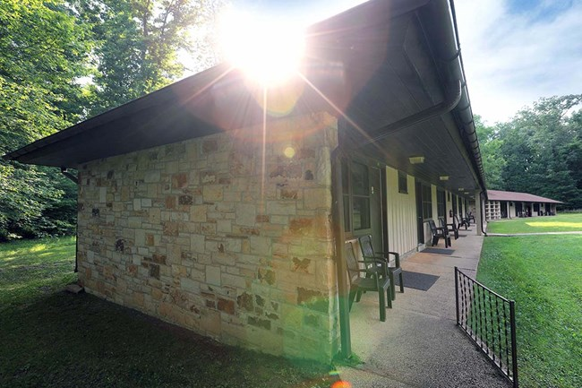 Lodging Mammoth Cave National Park U S National Park Service