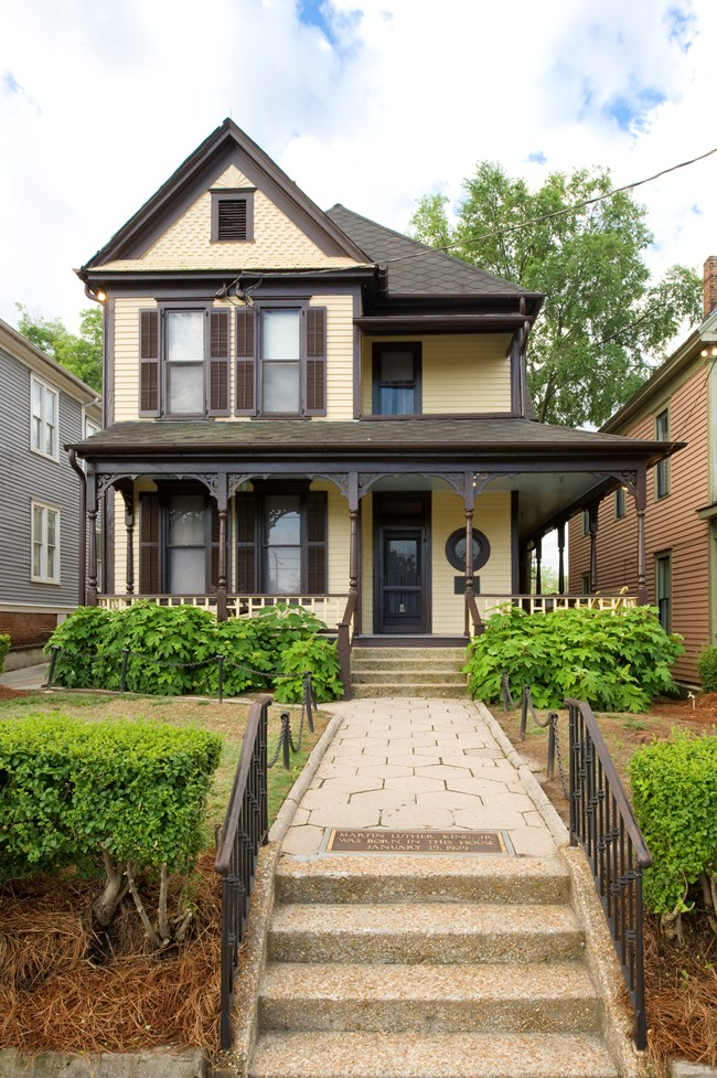 Birth Home of Martin Luther King, Jr.