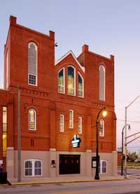 Ebenezer Baptist Church Martin Luther King Jr National