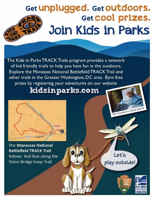 Get Unplugged. Get outdoors. Get cool prizes. Join Kids in Parks!