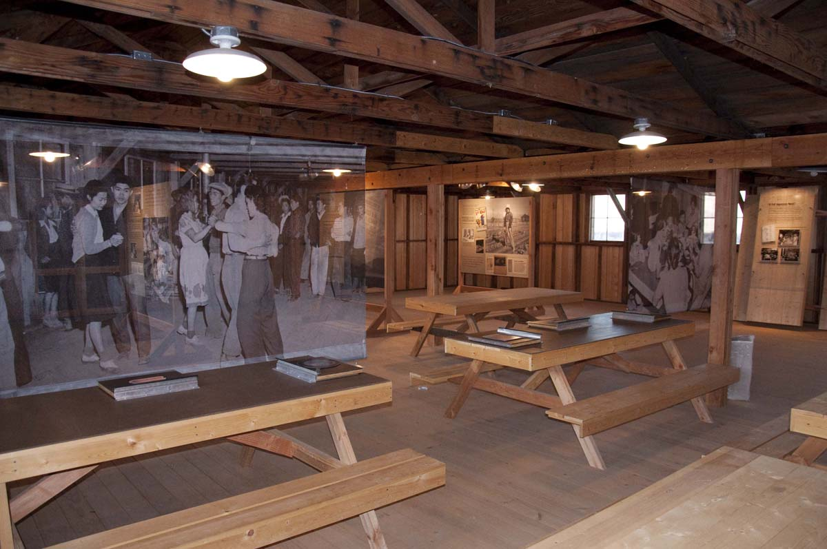 Mess Hall Move Manzanar National Historic Site U S