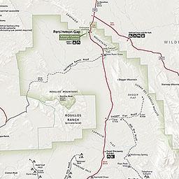 Maps Big Bend National Park US National Park Service
