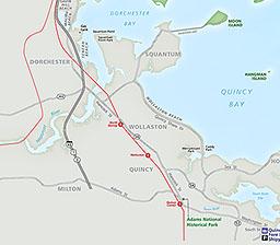 Maps Boston Harbor Islands National Recreation Area US National